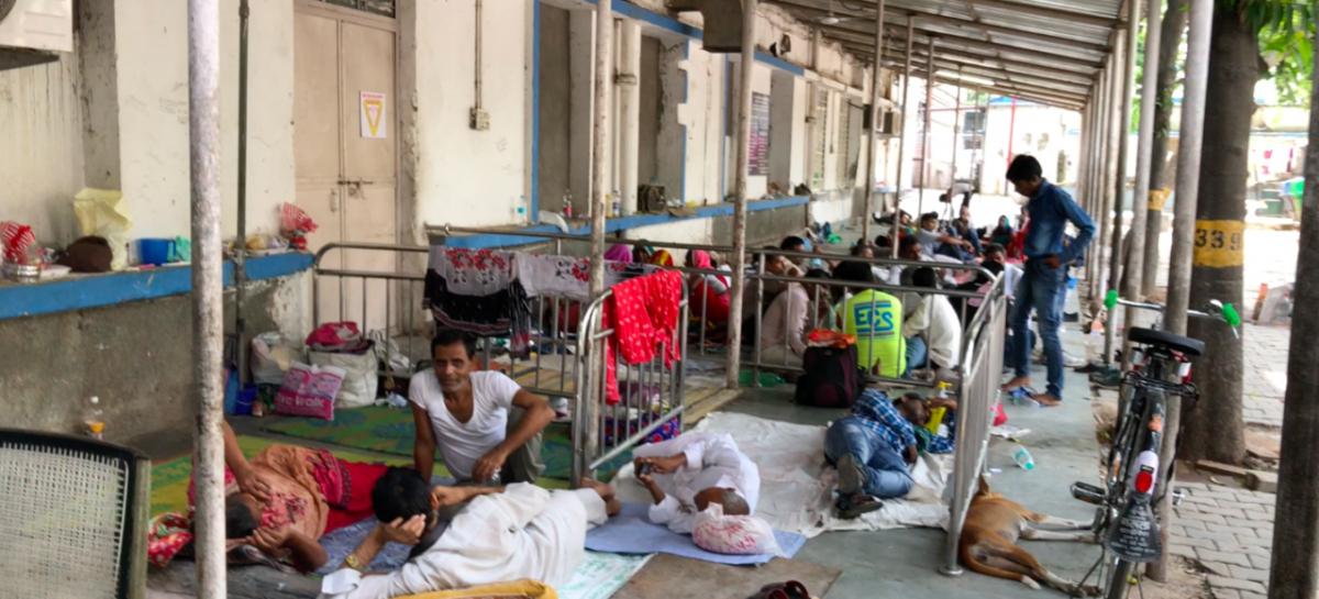 मोदी सरकार का ईएसआई निगम कर रहा मज़दूरों के जीवन से खिलवाड़…