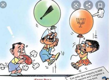 दिल्ली चुनाव मैदान में कोई जीते, मतदान में विकास का मुद्दा जीतेगा…