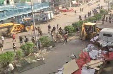 कोरोना की आड़ में शाहीनबाग के प्रदर्शन को तोडऩे के लिए केंद्र और दिल्ली सरकार ने मीडिया में खबरें प्लांट कराईं।