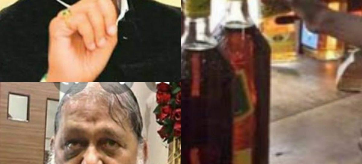 मंत्रियों की मिलीभगत के बिना संभव नहीं हरियाणा में  प्रदेश स्तर का ये शराब घोटाला