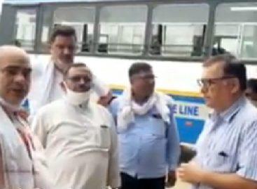 परिवहन मंत्री जी, महज छापेमारी से विभाग नहीं चलता, प्रशासनिक नेतृत्व भी चाहिए