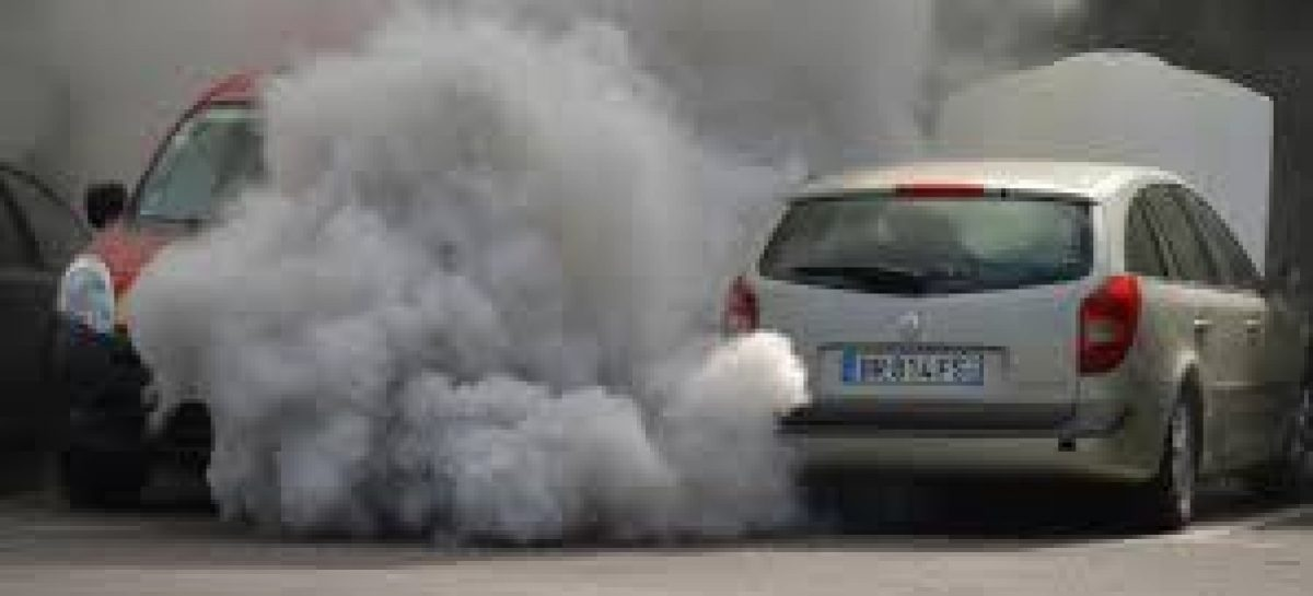 पराली नहीं, वाहनों के धुएं और धूल से बढ़ रहा प्रदूषण…